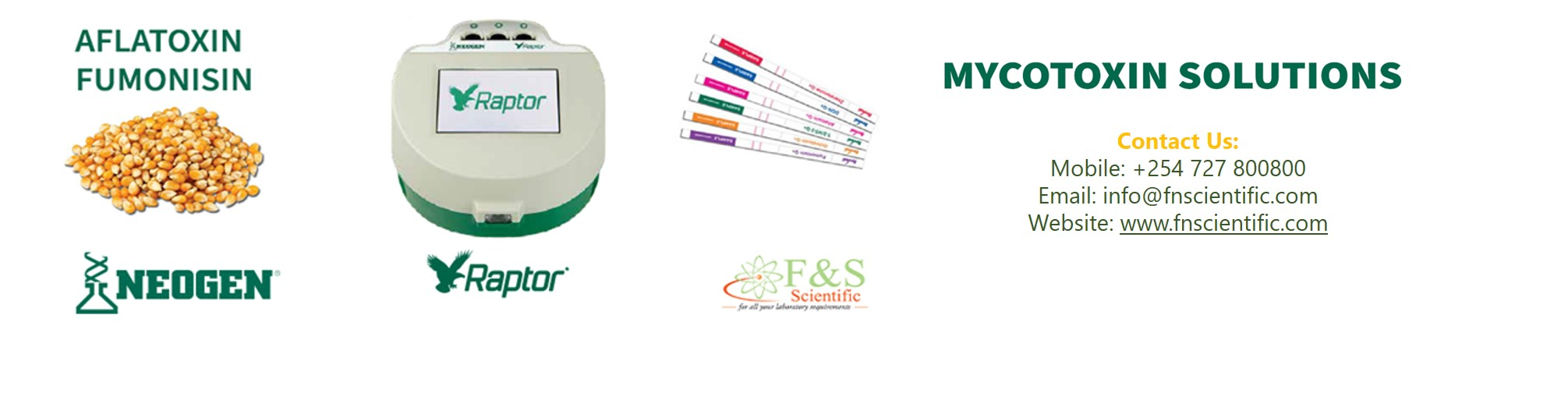 MYCOTOXINS SOLUTIONS